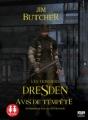 Couverture Les dossiers Dresden, tome 01 : Dans l'oeil du cyclone / Avis de tempête Editions Sixtrid 2012