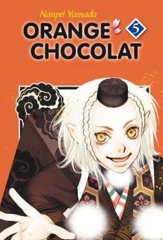 Couverture Orange Chocolat, tome 05
