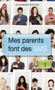 Couverture Mes parents font des SMS