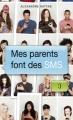 Couverture Mes parents font des SMS, tome 1 Editions J'ai Lu (Humour) 2013