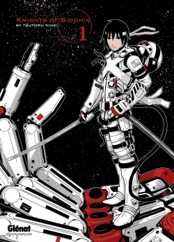 Couverture Knights of Sidonia, tome 01