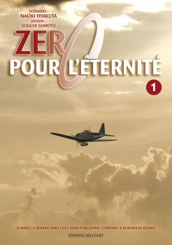 Couverture Zéro pour l'éternité, tome 1