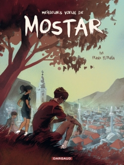Couverture Meilleurs voeux de Mostar