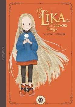 Couverture Lika aux cheveux longs