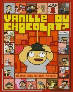 Couverture Vanille ou chocolat ?