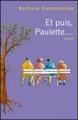 Couverture Et puis, Paulette... Editions France Loisirs 2012
