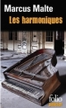 Couverture Les harmoniques Editions Folio  (Policier) 2013