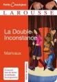 Couverture La double inconstance Editions Larousse (Petits classiques) 2009