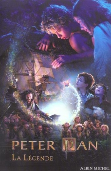 Couverture Peter Pan