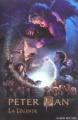 Couverture Peter Pan (roman) Editions Albin Michel (Jeunesse) 2004