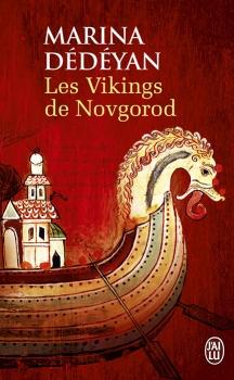 Couverture Les Vikings de Novgorod