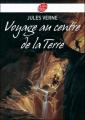 Couverture Voyage au centre de la terre Editions Le Livre de Poche (Jeunesse) 2005
