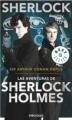 Couverture Sherlock Holme, tome 3 : Les aventures de Sherlock Holmes Editions DeBols!llo (Bestseller) 2012
