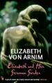 Couverture Elizabeth et son jardin allemand Editions Random House 2001