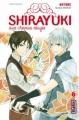 Couverture Shirayuki aux cheveux rouges, tome 06 Editions Kana (Shôjo) 2013