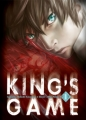Couverture King's Game, tome 1 Editions Ki-oon 2013