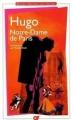 Couverture Notre-Dame de Paris Editions Flammarion (GF) 1984