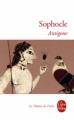 Couverture Antigone Editions Le Livre de Poche (Le théâtre de poche) 2011