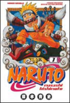 Couverture Naruto, double, tomes 1 et 2