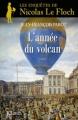 Couverture L'année du volcan Editions JC Lattès 2013