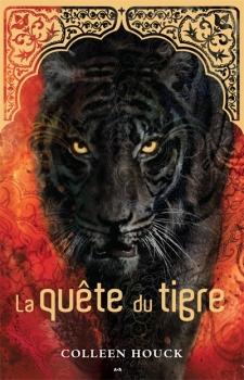 Couverture La saga du tigre, tome 2 : La quête du tigre