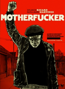 Couverture Motherfucker, tome 2