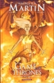 Couverture A Game of Thrones : Le Trône de fer (comics), tome 2 Editions Dargaud 2013