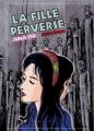Couverture La fille perverse Editions Tonkam (Frissons) 2011