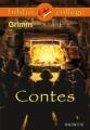 Couverture Contes  Editions Hachette (Biblio collège) 2003