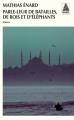 Couverture Parle-leur de batailles, de rois et d'éléphants Editions Babel 2013
