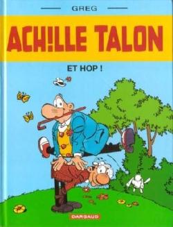 Couverture Achille Talon, hors-série : Et hop !