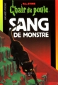 Couverture Sang de monstre Editions Bayard (Poche) 2001