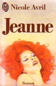 Couverture Jeanne