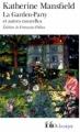 Couverture La Garden-Party et autres nouvelles Editions Folio  (Classique) 2002