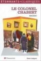 Couverture Le colonel Chabert Editions Flammarion (GF - Etonnants classiques) 2007