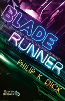 Couverture Robot blues / Les androïdes rêvent-ils de moutons électriques ? / Blade Runner
