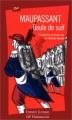 Couverture Boule de Suif et autres nouvelles Editions Flammarion (GF - Etonnants classiques) 1998