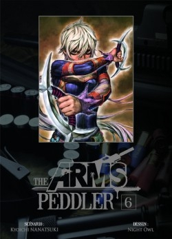 Couverture The Arms Peddler, tome 6