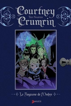 Couverture Courtney Crumrin, tome 3 : Courtney Crumrin et le royaume de l'ombre