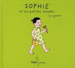 Couverture Sophie et les petites salades
