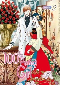 Couverture 100% Perfect Girl, tome 2