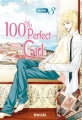 Couverture 100% Perfect Girl, tome 3 Editions Kwari 2012