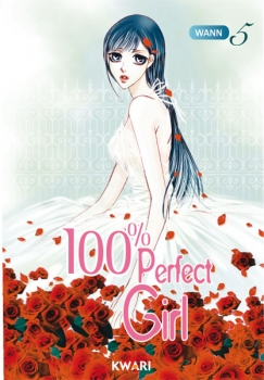 Couverture 100% Perfect Girl, tome 5
