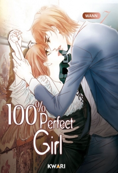 Couverture 100% Perfect Girl, tome 7