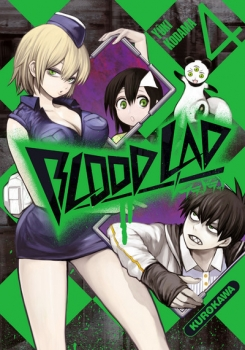 Couverture Blood Lad, tome 04
