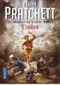 Couverture Les Annales du Disque-Monde, tome 30 : Timbré Editions Pocket 2013