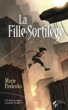 Couverture La Fille-Sortilège