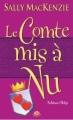 Couverture Noblesse oblige, tome 3 : Le comte mis à nu Editions Milady 2012