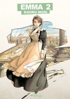Couverture Emma, double, tome 3 et 4