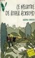 Couverture Le meurtre de Roger Ackroyd Editions Hachette (Aventure verte) 1990